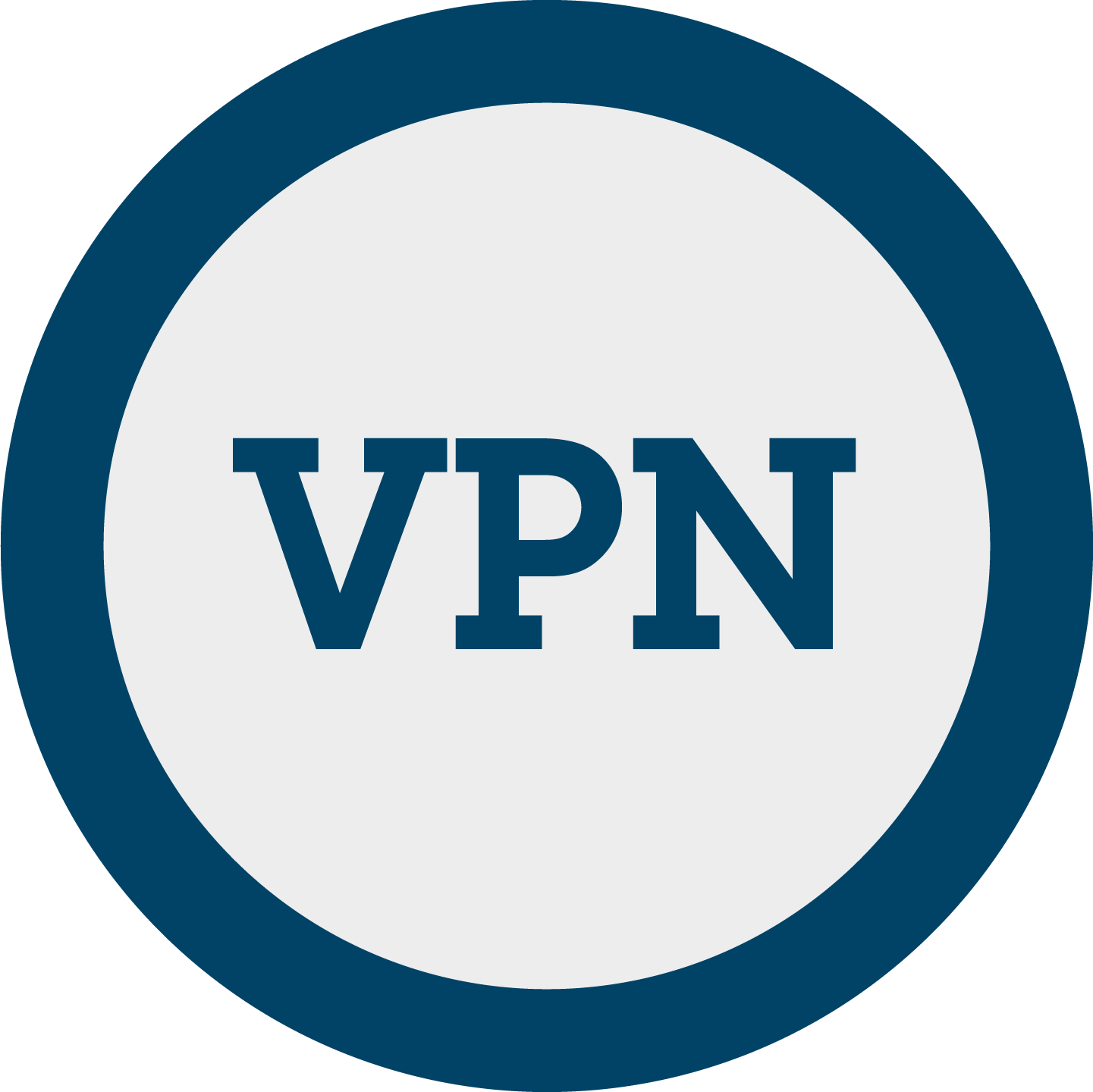 VPN Virtual Private Network Logo