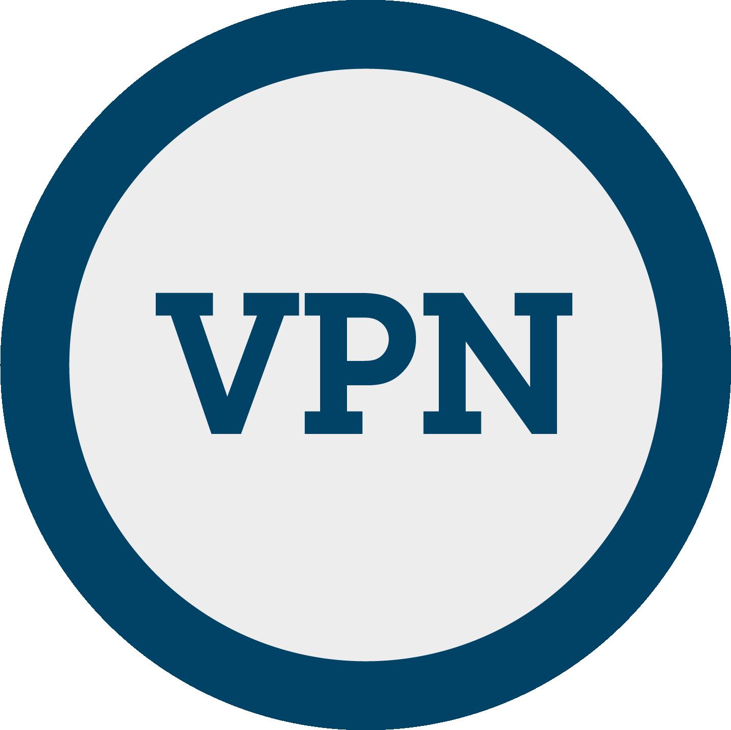 VPN Virtual Private Network Logo